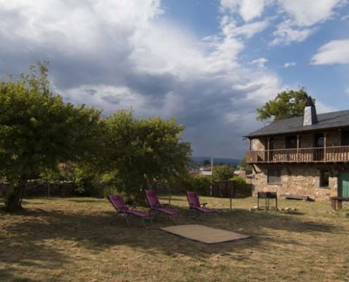 Casa Rural en Sierra de la Culebra